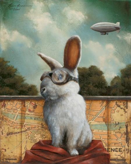 conejo-aviador